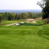 A view from Vespra Hills Golf Club