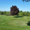 A view from a tee at Kedron Dells Golf Course