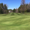 A view of a green at Balm Beachway Golf Club