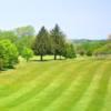 A view from a fairway at Trenton Golf Club