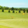 A view of a green at Trenton Golf Club