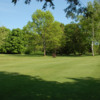 A view from a fairway at Evergreen Golf Centre