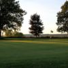 A view of a green at Rideau Lakes Golf and Country Club