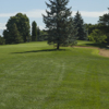 A view of the 3rd hole at Rideau Lakes Golf and Country Club