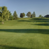 A view from fairway #1 at Rideau Lakes Golf and Country Club