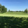 A view from Crumlin Creek Golf Club