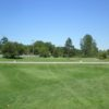 A view of the 6th hole at Gananoque Golf and Country Club.