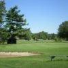 A view of the 5th green at Gananoque Golf and Country Club.
