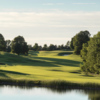 A view over the water from Mad River Golf Club.