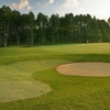 A view of a green at Stonehenge Golf Club