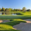 View of a green at Canadian Golf and Country Club.