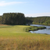 View of the 6th green from the Hoot course at TPC Toronto at Osprey Valley