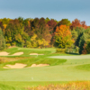 Fall view of the 6th hole from the  North Course TPC Toronto at Osprey Valley