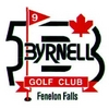 Byrnell Golf Club Logo