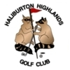 Haliburton Highlands Golf Course Logo