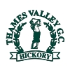 Thames Valley Golf Course - Hickory 9 Logo