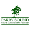 Parry Sound Golf and Country Club Logo