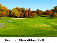 No. 6 at Glen Abbey Golf