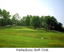 Haileybury Golf Club