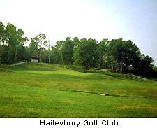 Haileybury Golf Club