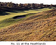 No. 11 at the Heathlands