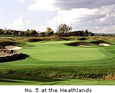 No. 5 at the Heathlands