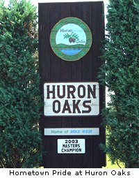 Hometown Pride at Huron Oaks