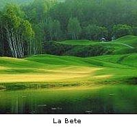 Mountain Golf in the Laurentians