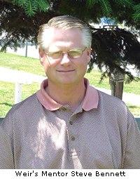 Weir's Mentor Steve Bennett