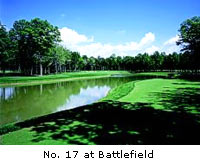 No. 17 at Battlefield