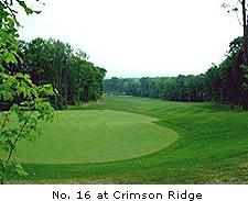 No. 16 at Crimson Ridge