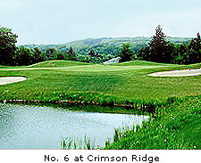 No.  6 at Crimson Ridge