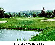 No.  6 at Crimson Ridge
